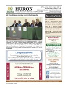Huron County Federation of Agriculture NEWSLETTER