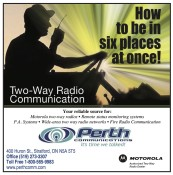 Perth Communications: it's time we talked!