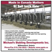 Manufacturer of Stabling for Dairy-Beef-Hogs-Goats and Sheep